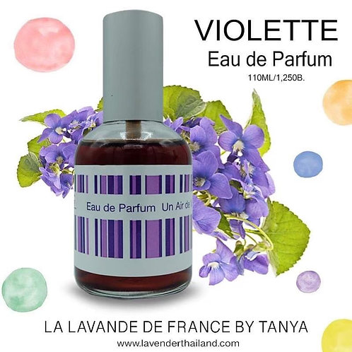Perfume Breeze of Violet 110ml in organdy bag