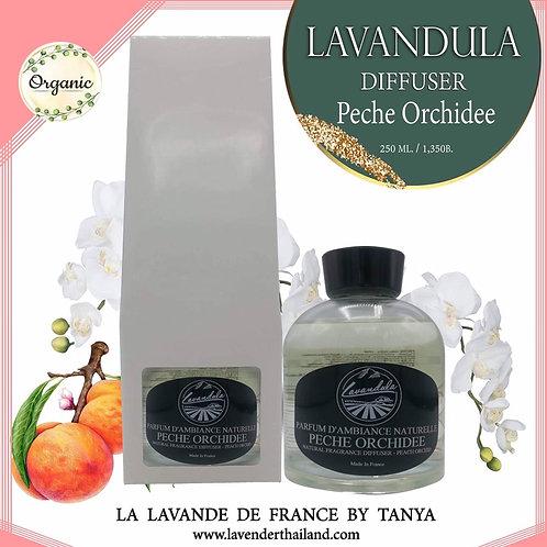 LAVANDULA PEACH ORCHID DIFFUSER 250ML