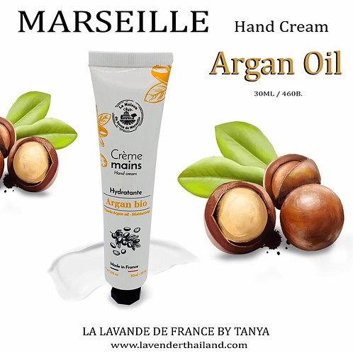 MARSEILLE - HAND CREAM - 30G - ARGAN OIL