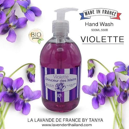 Violet Hand Soap 500ml