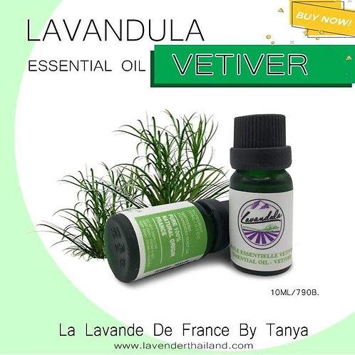 LAVANDULA - PURE 100% ESSENTIAL OIL - 10ML - VETIVER
