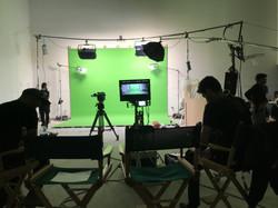 Film Studio Stage