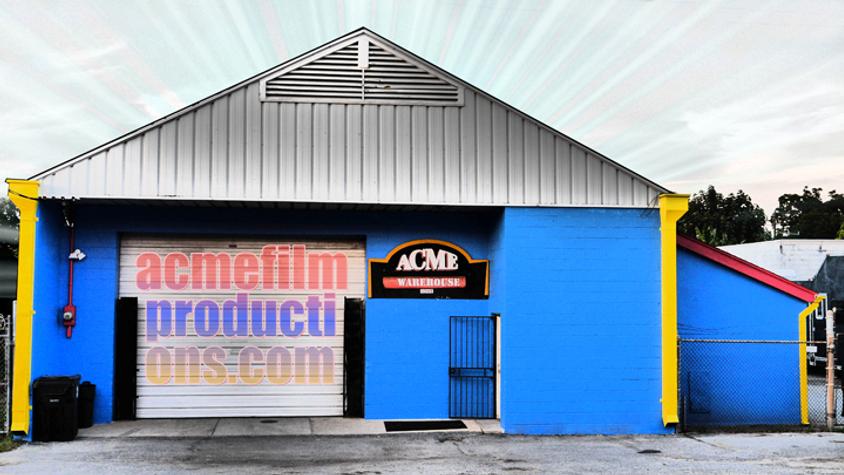 ACME Rental Warehouse Studio