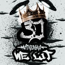 We Lit Mixtape Cover
