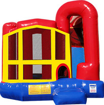Bouncer with Slide