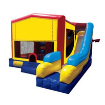 Bouncer with Large Slide