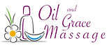 Oil and Grace Massage in Rockwall TX Logo