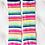 Thumbnail: Leggings - Stripes