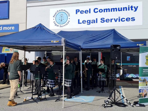 Peel Community Legal Services Open Day