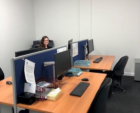 Community computer access