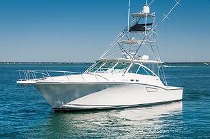 fishing boat cabo 32' yachts and fishin' tulum riviera maya cancun