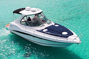 charter four winns 38' yachts and fishin' tulum riviera maya cancun