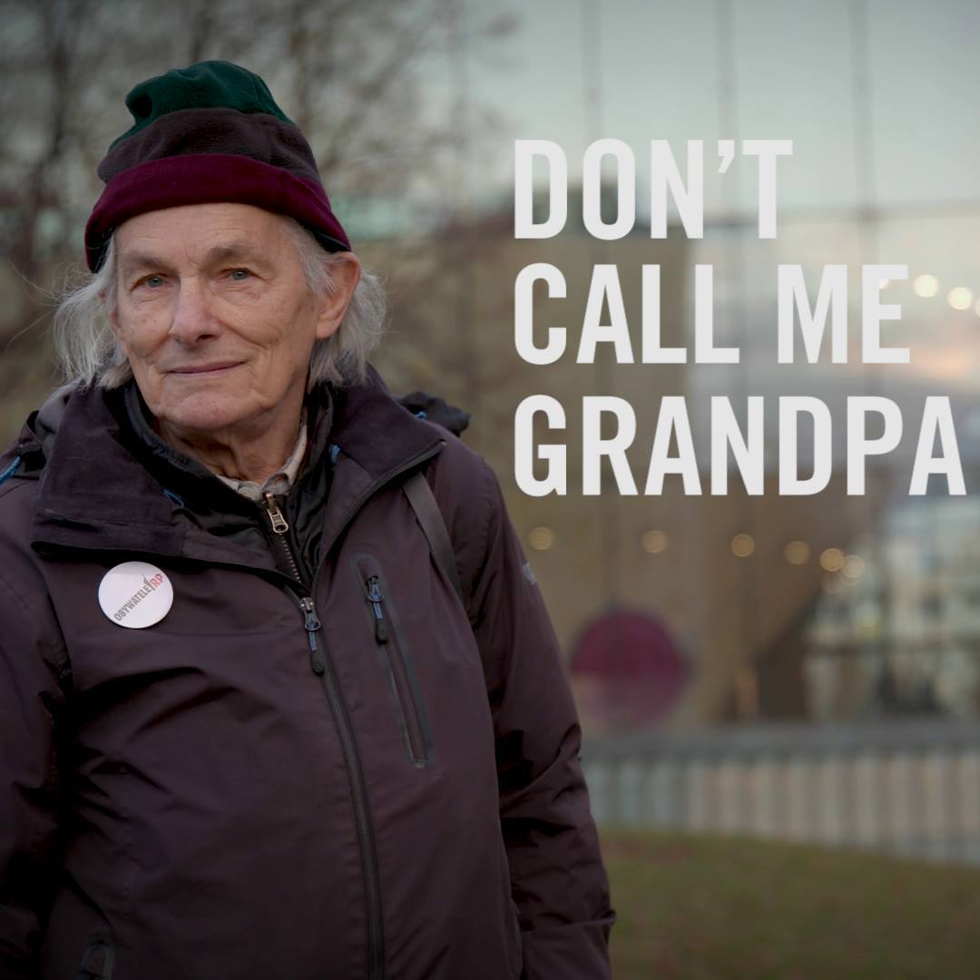 Don't Call Me Grandpa