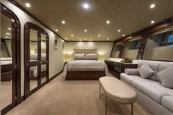 Super yacht THE WELLESLEY - Double cabin