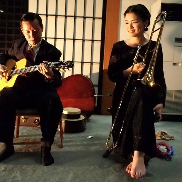 タヱ子と信太郎