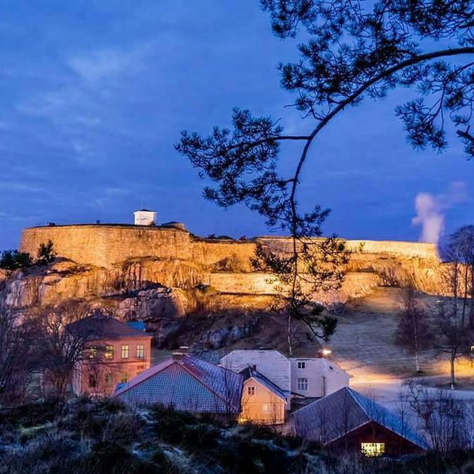 For medlemmer: Næringshistorie og vinsmaking på Fredriksten Festning