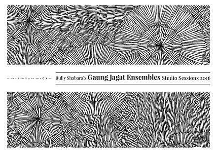 Gaung Jagat Ensembles Cover Album