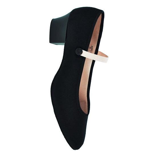 Character Shoe - Cuban Heel
