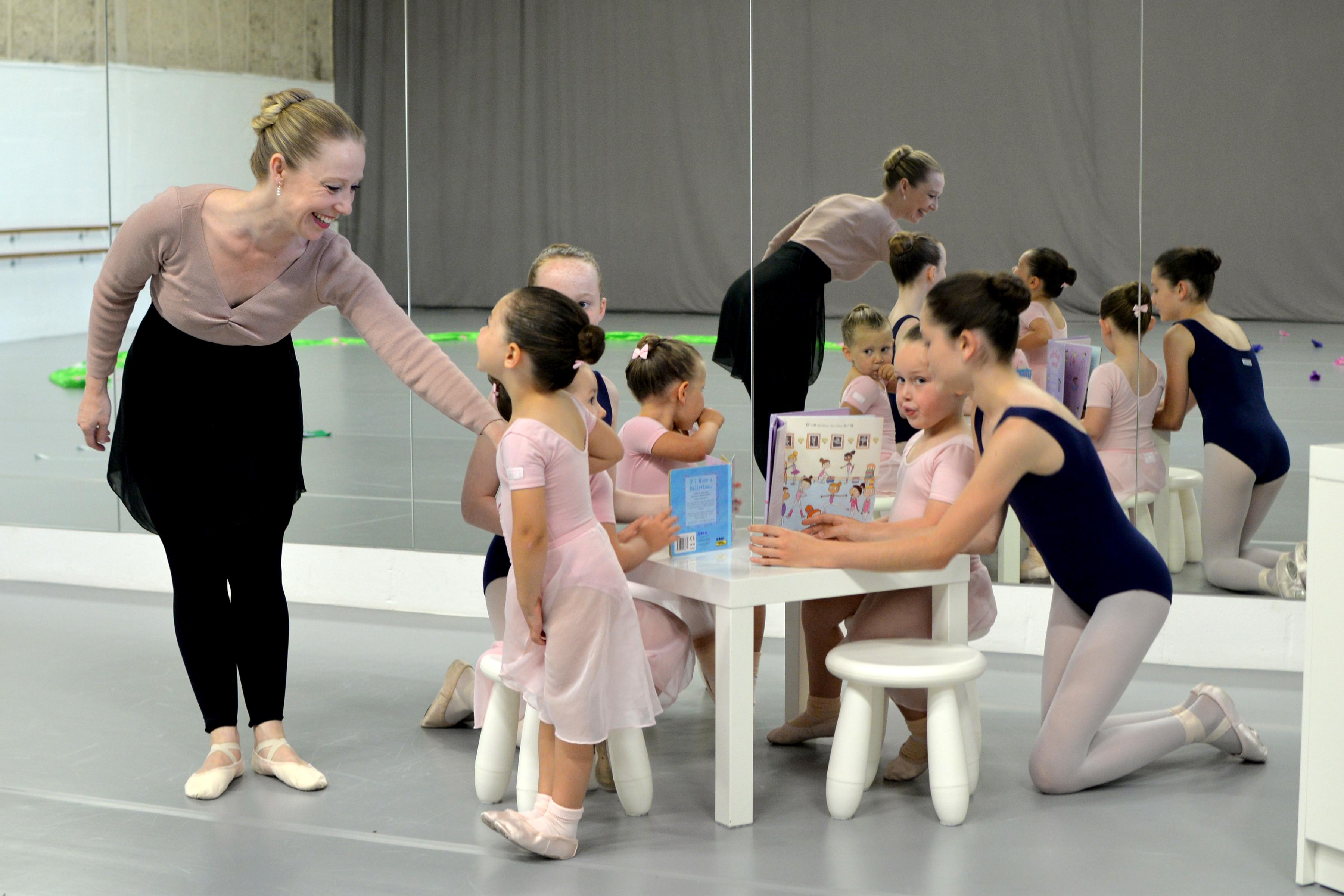 Pre-Curriculum Ballet