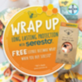 Seresto_Beeswax Wrap Promo_Static Facebo
