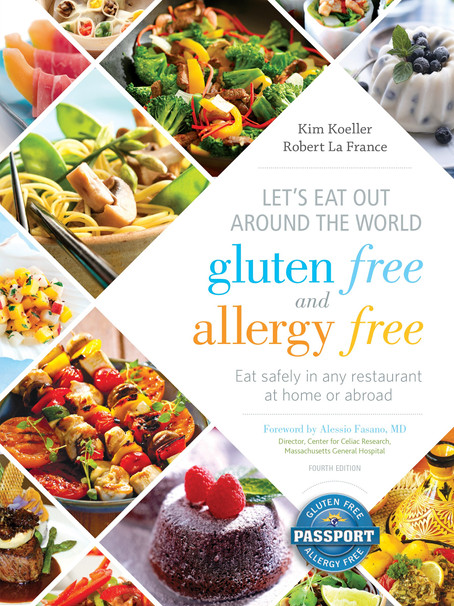 Let's Eat Out Around the World Gluten Free and Allergy Free