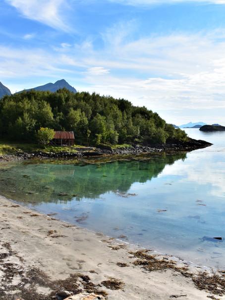 Helnessund, a North Norwegian gem.