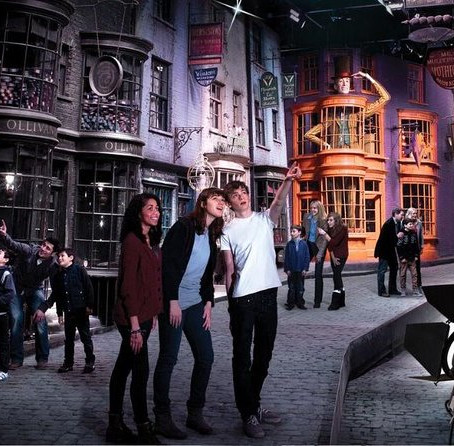 Harry Potter Warner Bros. Studio Tour in London