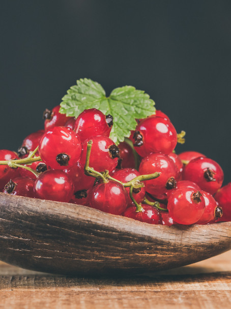 Red & Black Currants