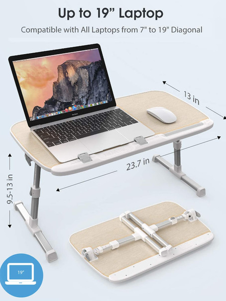 Height Adjustable Notebook Computer Stand