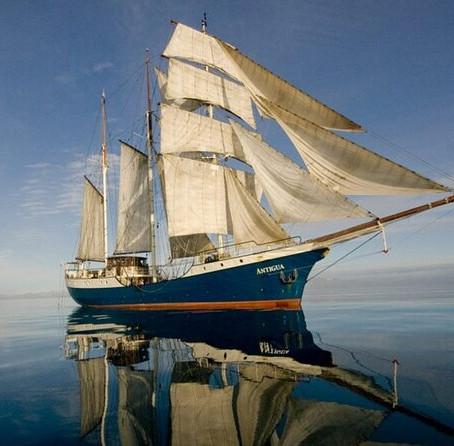 Sail Lofoten in your own ship.
