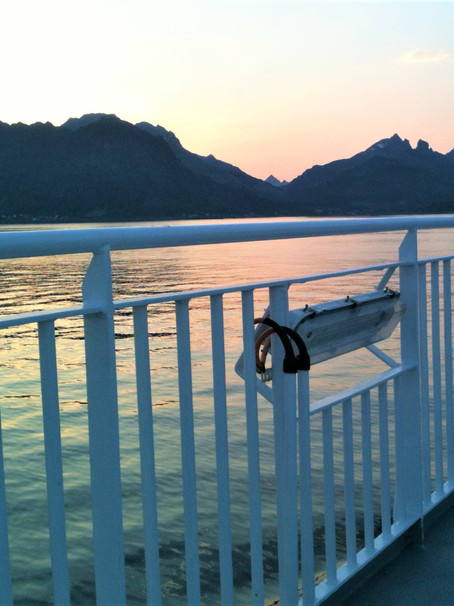 Røst, a birdwatcher & fishing paradise