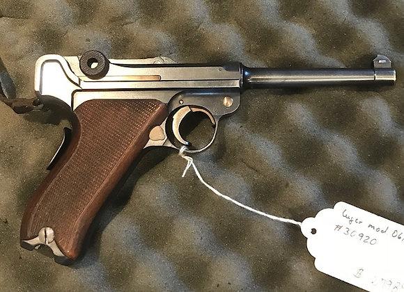 Swiss Luger 06/24