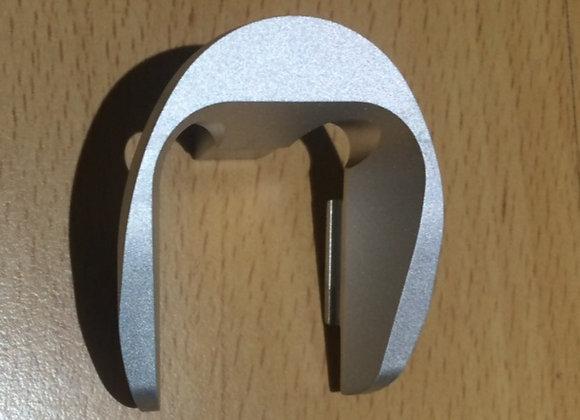 Magazine funnel for P226 X5/X6 silver
