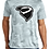 Thumbnail: Mens White Grey High Performance Tee