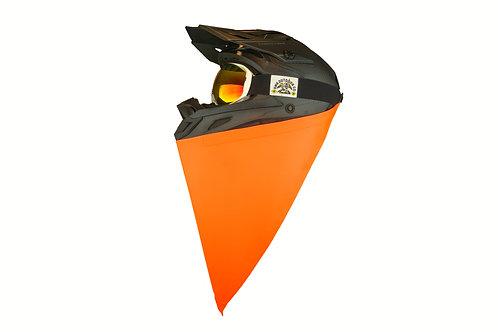 Fluorescent Orange Rubberlined Midweight