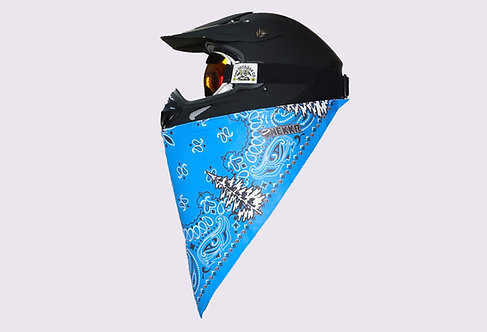 True Blue Bandito Print Midweight