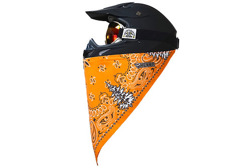 All Over Orange Bandito Print Midweight