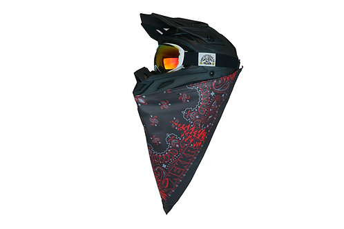 Red Bandito Print Midweight