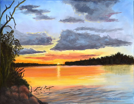 Todd_Huron River Sunset (2).jpg