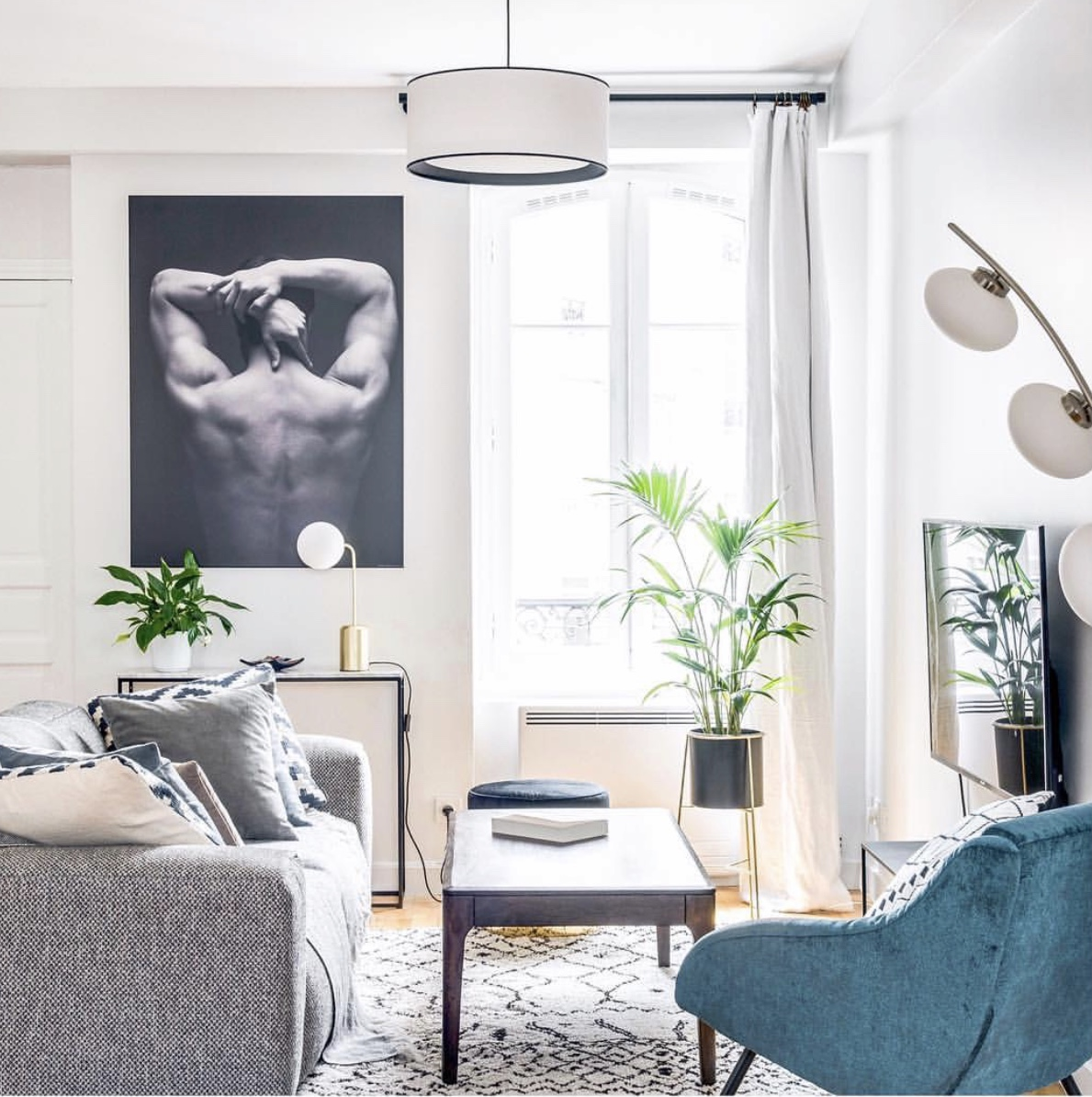 Appartement Masculin le Marais