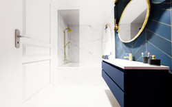 Projet 3d salle de bain Anglet