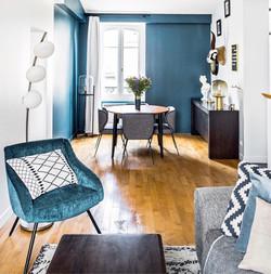 Appartement le Marais Paris pour Agence