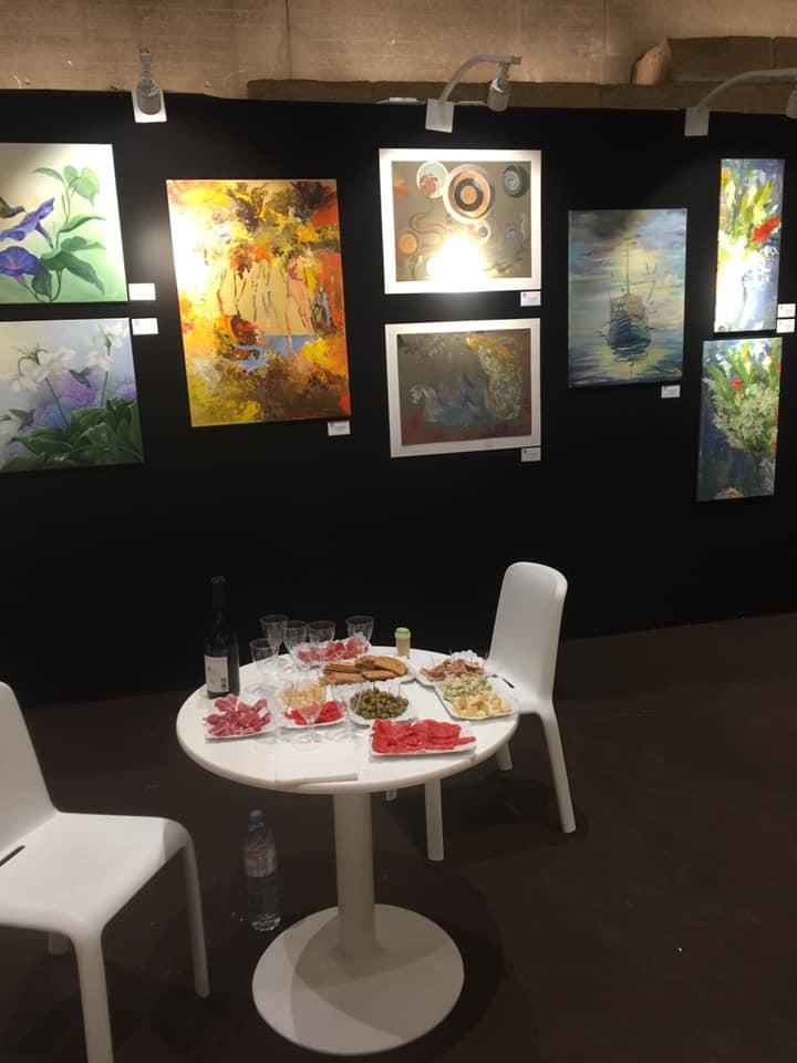 Art Shopping Paris_Nazli Kalayci Art Dea
