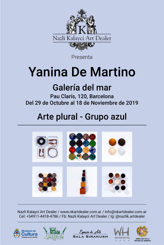 Flyer Yanina De Martino Barcelona-01