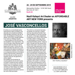 José Vasconcellos - Affordable Art