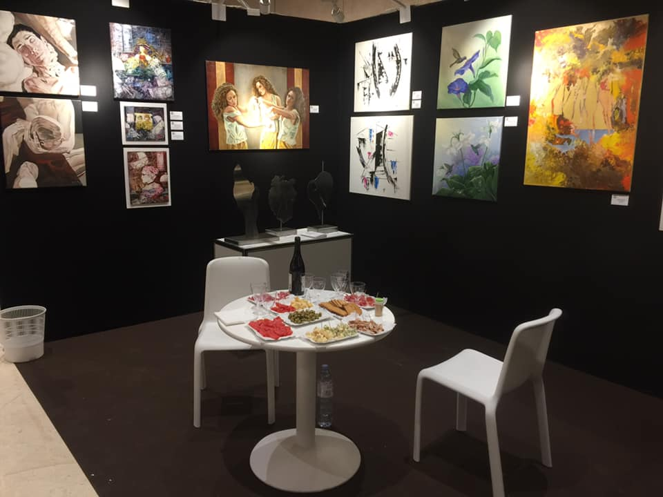 Art Shopping Paris_Nazli Kalayci Art Dea