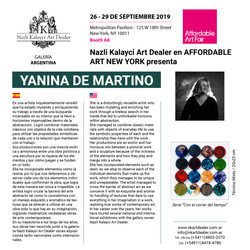 Yanina de Martino - Affordable Art