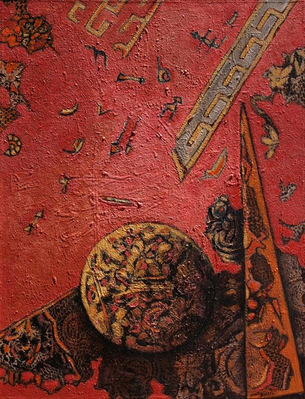 HUGO DINZELBACHER - Pinturas 2012 y 2 di