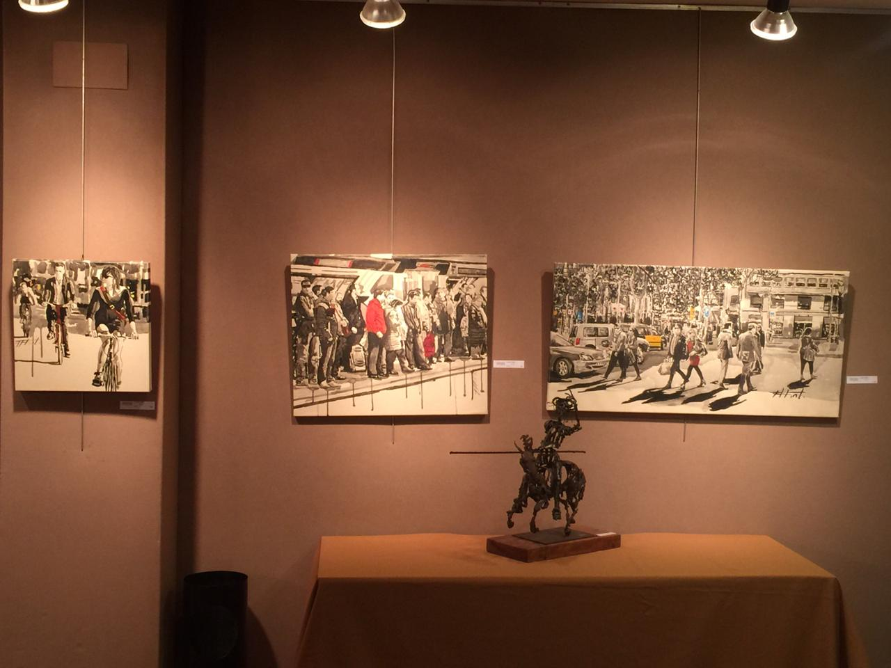 Nazli Kalayci Art Dealer - Barcelona - Y