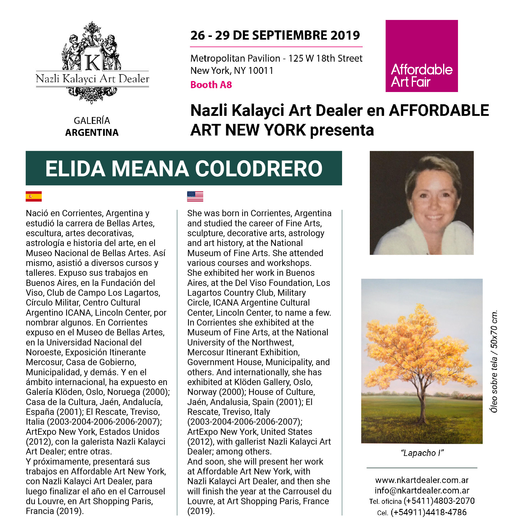 E. Meana Colodrero - Affordable Art